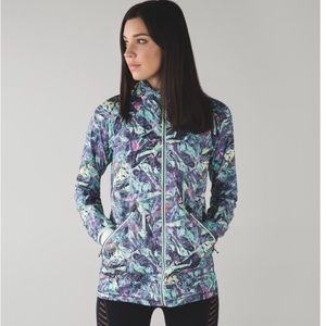 Lululemon • Miss Misty II windbreaker Jacket
